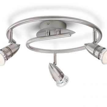 Philips myLiving 5494917P0 Oppervlak-spotverlichting Chroom GU10 LED 3